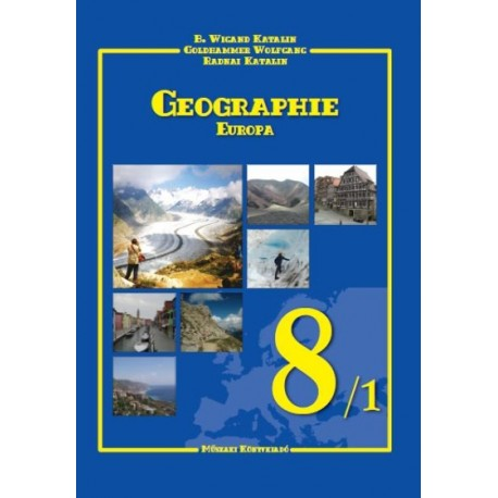 Geographie 8/1 Europa