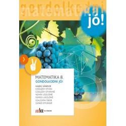 Matematika 8. osztály Gondolkodni jó!