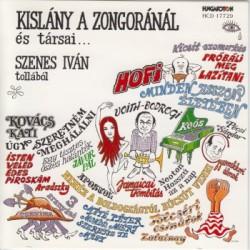 CD Szenes Iván tollából: Kislány a zongoránál és társai...