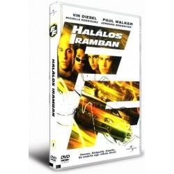 DVD Halálos iramban