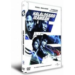 DVD Halálosabb iramban
