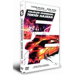 DVD Halálos iramban: Tokiói hajsza
