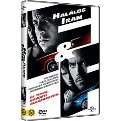 DVD Halálos iram