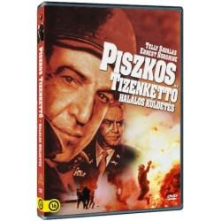 DVD Piszkos tizenkettő - Halálos küldetés