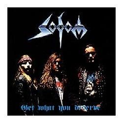 CD Sodom: Get What You Deserve