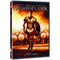DVD Halhatatlanok