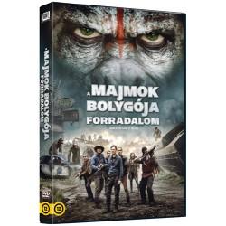 DVD A majmok bolygója - Forradalom