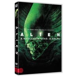 DVD Alien - A nyolcadik utas: A halál