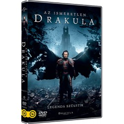 DVD Az ismeretlen Drakula