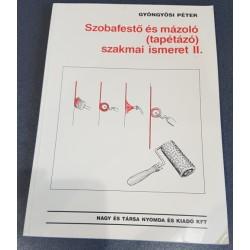 NA-37304 Szobafestő és mázoló szakmai ismeret II.