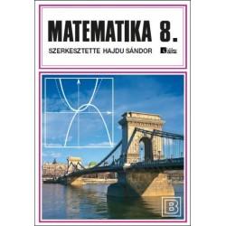 Matematika 8. bővített változat keménytáblás