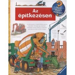 Az építkezésen