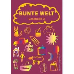 Bunte Welt. Lesebuch 3