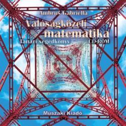 Valóságközeli matematika tanári segédkönyv CD-ROM