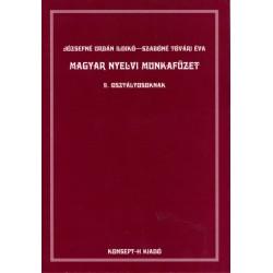 Magyar nyelvi munkafüzet 9.