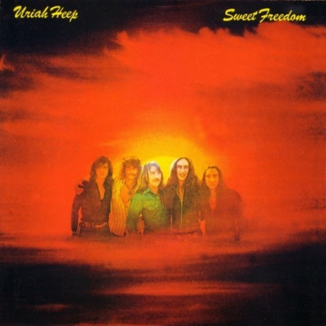 CD Uriah Heep: Sweet Freedom (Expanded Deluxe Edition)