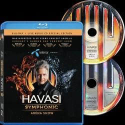 Blu-ray Havasi: Symphonic Aréna Show (BD+CD)