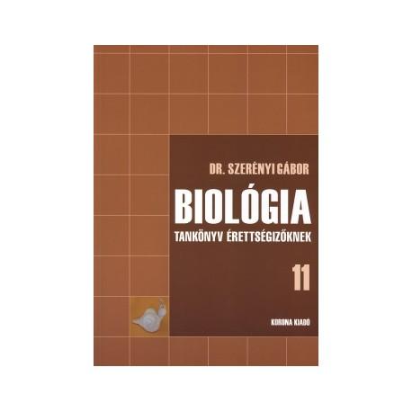 Biológia 11. tankönyv érettségizőknek