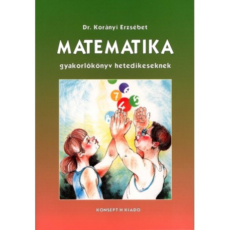 Matematika gyakorlókönyv hetedikeseknek