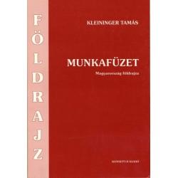 Magyarország földrajza munkafüzet