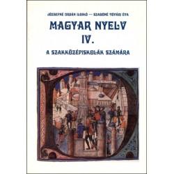 Magyar nyelv IV.