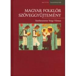 Magyar folklór szöveggyűjtemény