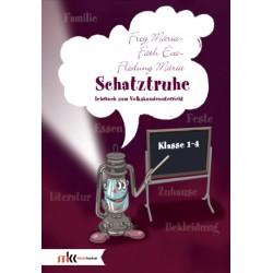 Schatztruhe - Lehrbuch zum Volkskundeunterricht Klasse 1-4