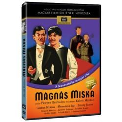 DVD Mágnás Miska