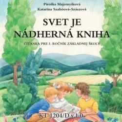 Slovenčina pre 3. ročník základnej školy CD