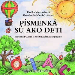 Slovenčina pre 2. ročník základnej školy CD