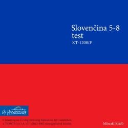 CD Slovenčina 5-8. test
