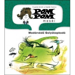 Madárvédő Golyókapkodó - Pom Pom meséi