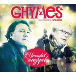 CD Ghymes (Közreműködik: Pápai Erika): Mennyből az angyal