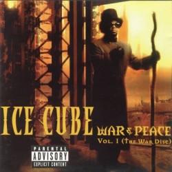 CD Ice Cube: War & Peace - Vol. 1. (The War Disc)