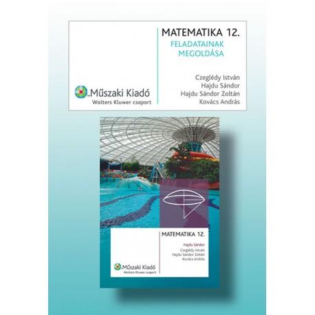 Matematika 12. feladatainak megoldása