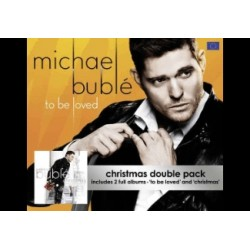 CD Michael Bublé: To Be Loved - Christmas (Deluxe Special Edition) (2CD Double Pack)
