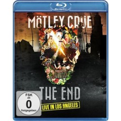 Blu-ray Mötley Crüe: The End - Live In Los Angeles
