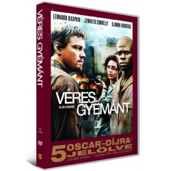 DVD Véres gyémánt (egylemezes változat)