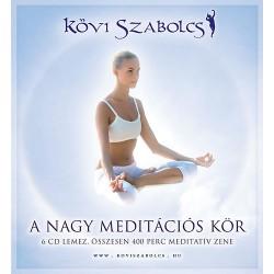 CD Kövi Szabolcs: A nagy meditációs kör