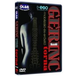 DVD Gerinc mobilizáló és erősítő torna: Kezdő