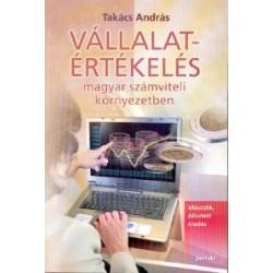 Vállalatértékelés magyar számviteli környezetben