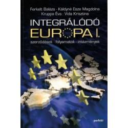 Integrálódó Európa I. - szerződések, folyamatok, intézmények
