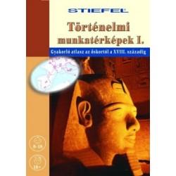 SL-009 Történelmi munkatérképek I.