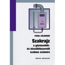 Szakrajz a gázvezeték- és gázkészülékszerelő szakma számára