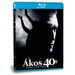 Blu-ray Ákos: 40+ Turnéfilm