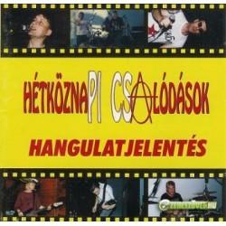CD HétköznaPI CSAlódások: Hangulatjelentés  +  Koncertfelvételek