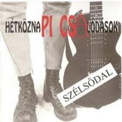 CD HétköznaPI CSAlódások: A szélsődal + Vörös front