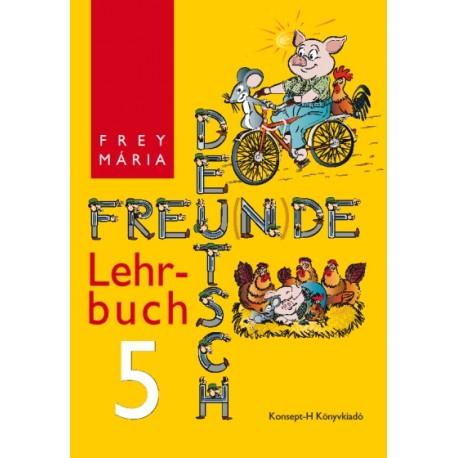 Deutsch Freu(n)de. Lehrbuch 5