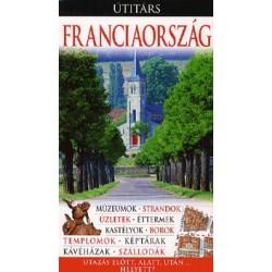 Franciaország útikönyv