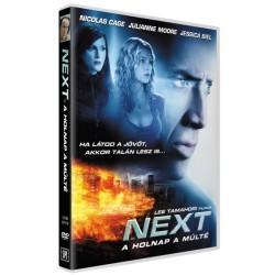 DVD Next - A holnap a múlté